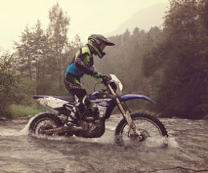 Nouvelle WR250F 2015 : la compétition dans la peau !