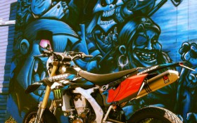 WRF 450 Supermotard